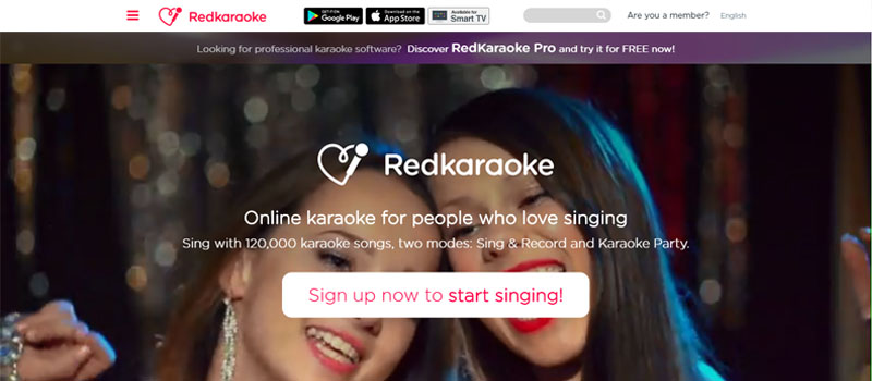 Top 10 Best Karaoke Websites | SofaEmpire