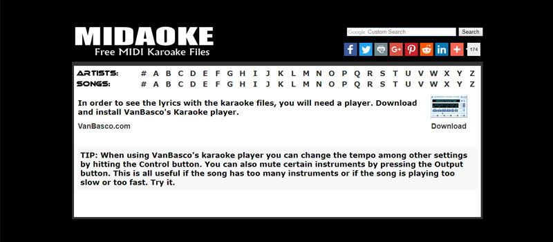 Top 10 Best Karaoke Websites Sofaempire Come along it is the break of day surely now, you'll have some things to say it's not the time for telling tales on me so come along, it won't be long 'til we return turn away, it's just there's nothing left here to say turn around, i know we're lost but soon we'll be found. sofaempire
